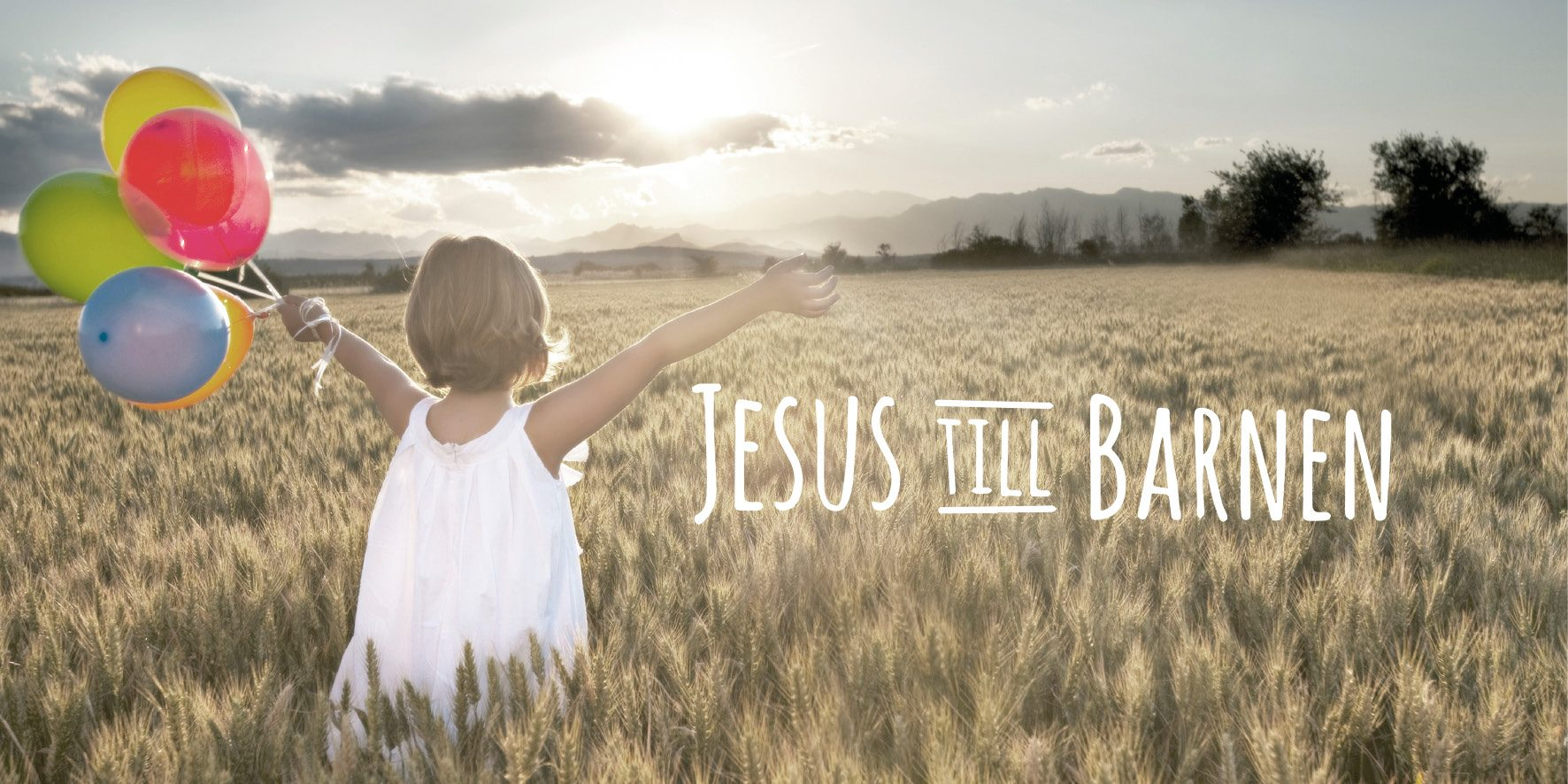 Jesus till barnen